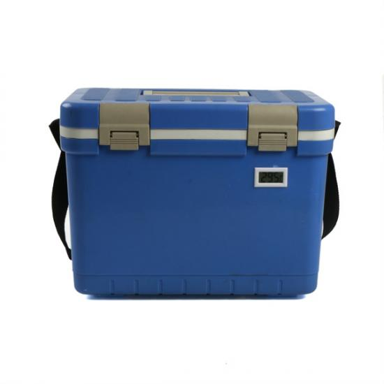 laboratory cooler box